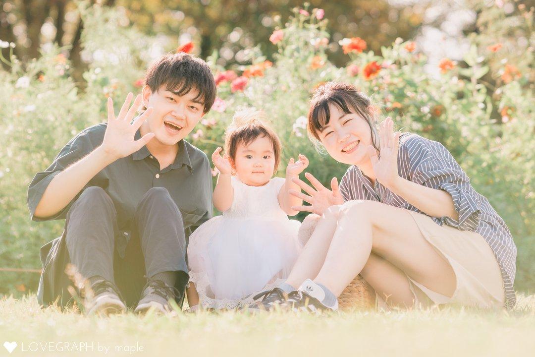 Tsumugi 1st Birthday   家族写真(ファミリーフォト)