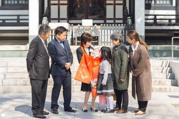百佳お宮参り | 家族写真(ファミリーフォト)