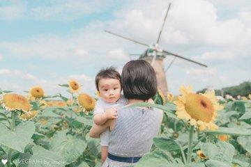 1st birthday 🌻 | 家族写真(ファミリーフォト)