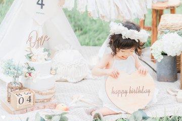 YUIRI 1st Birthday   家族写真(ファミリーフォト)