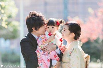 Marina Family | 家族写真(ファミリーフォト)