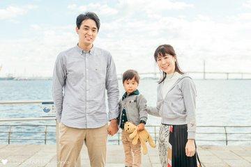 慶ちゃん2歳   家族写真(ファミリーフォト)