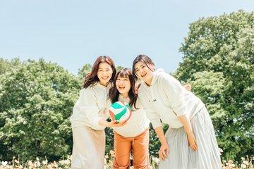 Kasumi × Haruka × Risa