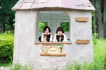 Airi & Chihiro | フレンドフォト(友達)