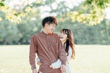 YUUKI × AKARI | 夫婦フォト