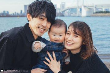 Oshige family♡   家族写真(ファミリーフォト)