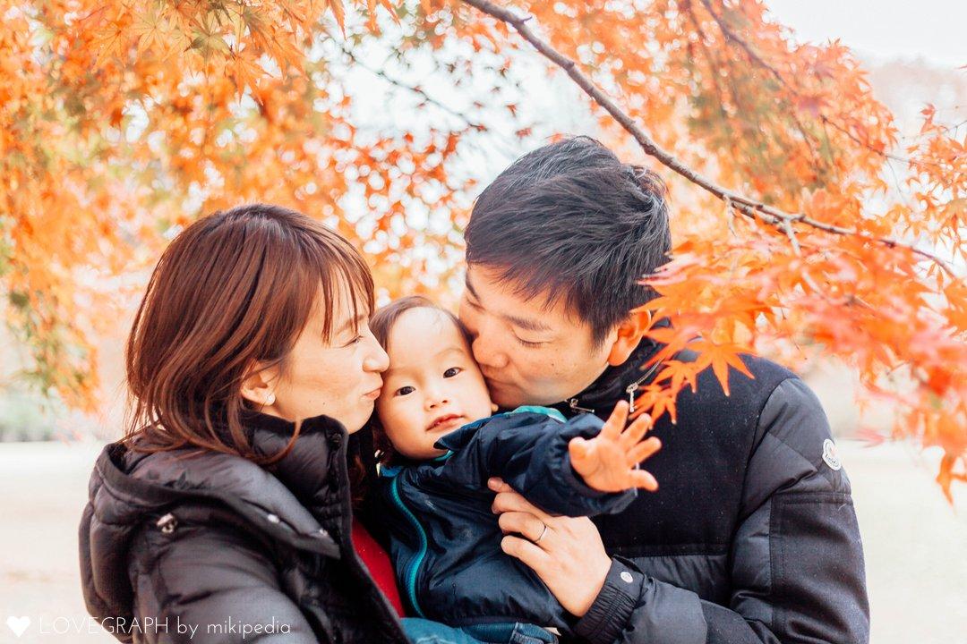 Nomoto Fam | 家族写真(ファミリーフォト)