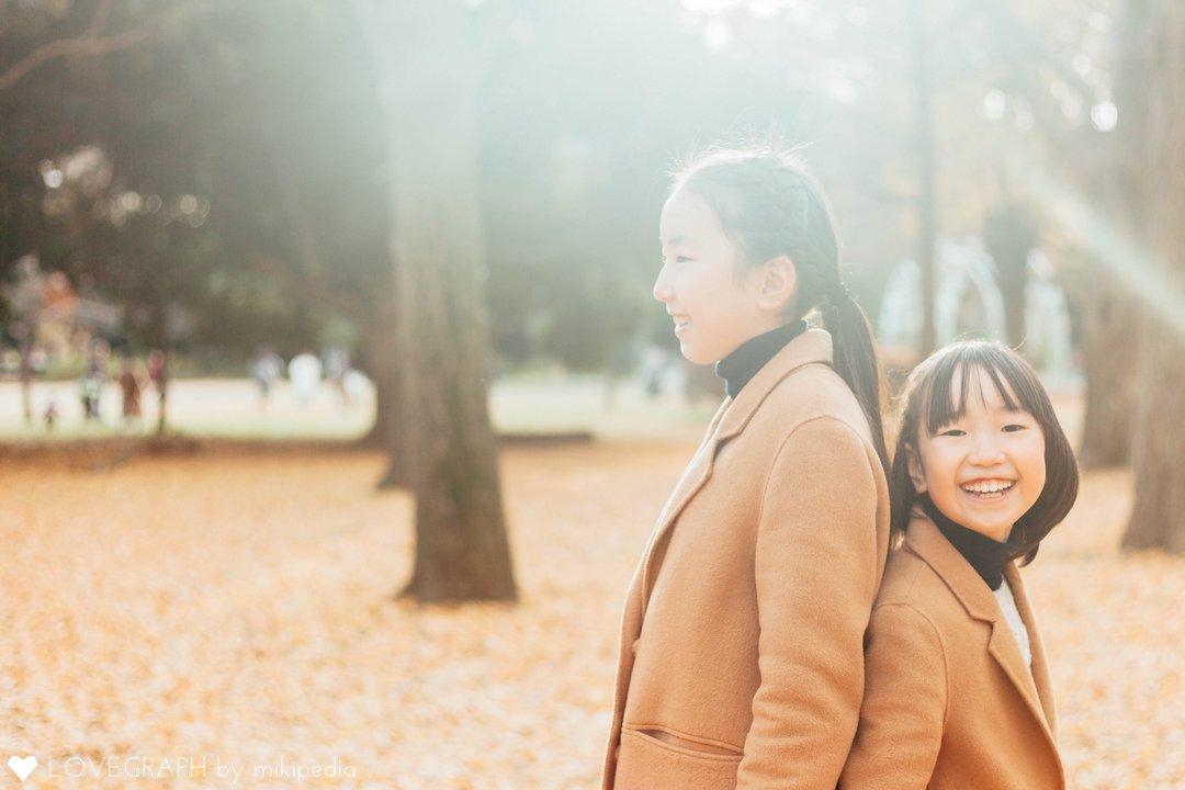 Rina×Ami | 家族写真(ファミリーフォト)