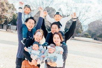 Muto Family | 家族写真(ファミリーフォト)