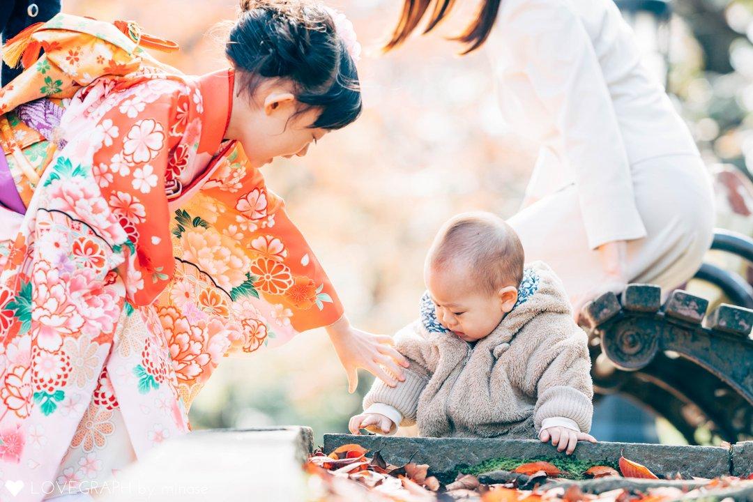 R七五三R | 家族写真(ファミリーフォト)
