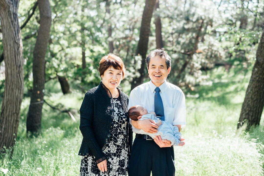 Yuharu Family | 家族写真(ファミリーフォト)