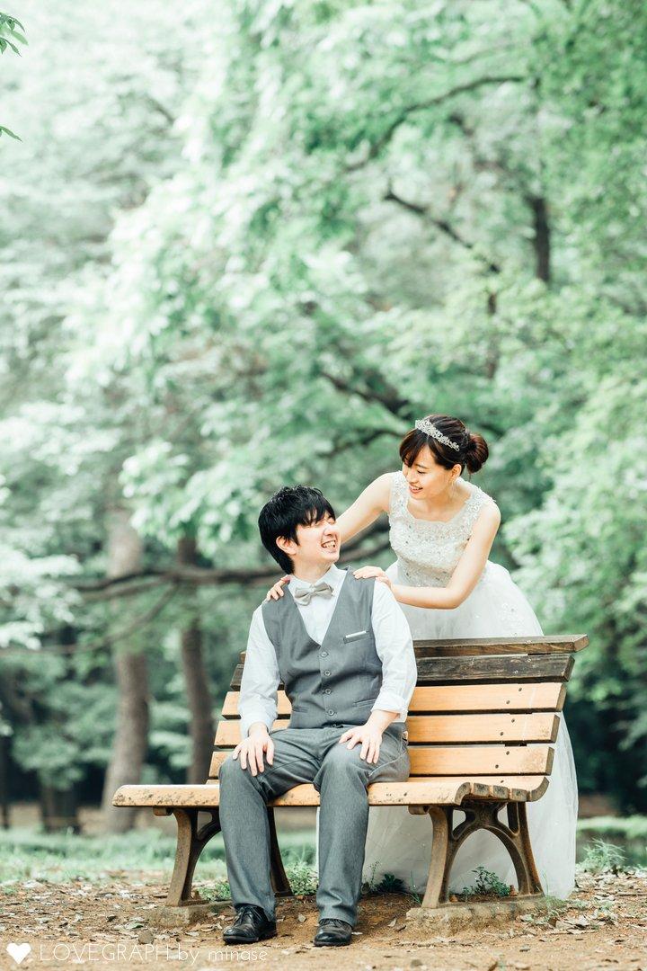 Hideki&Saeri   夫婦フォト