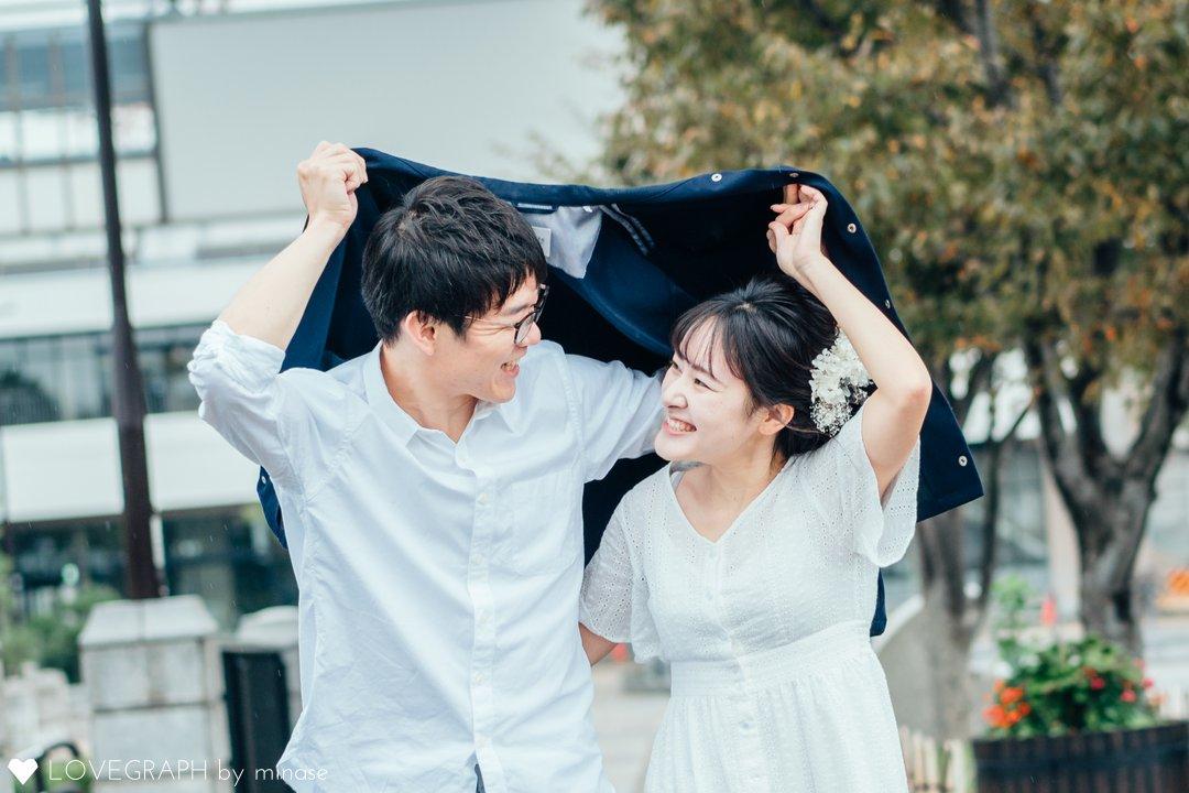 Yasuaki & Sara   夫婦フォト