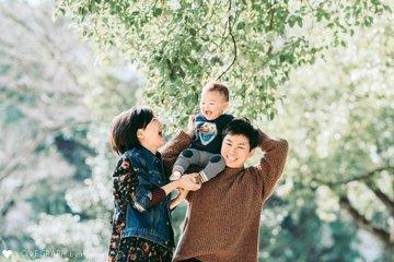 Ito Family | 家族写真(ファミリーフォト)