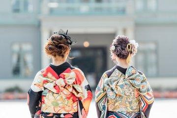 Rei&Akemi | フレンドフォト(友達)