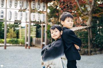みなと七五三 | 家族写真(ファミリーフォト)