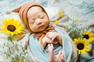 *Iori* newborn photo |