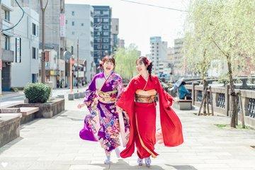 yumi × hikari | フレンドフォト(友達)