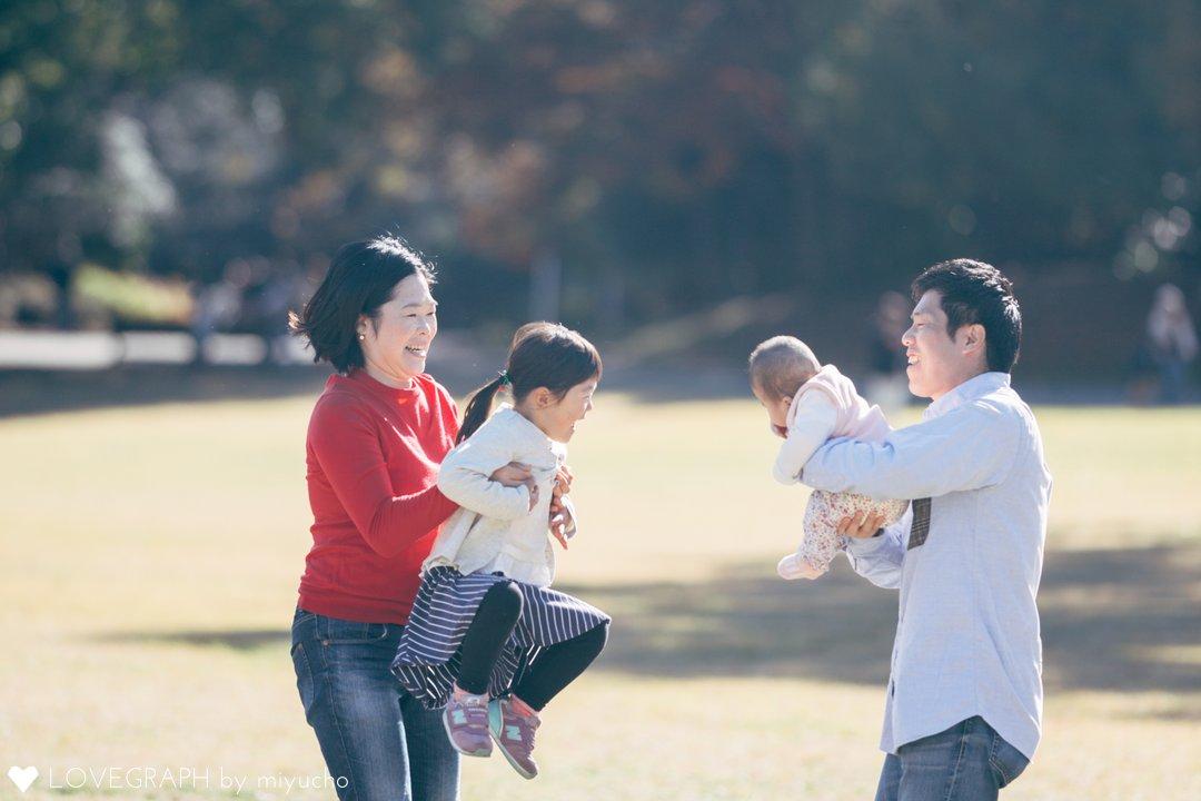 Ishikawa Family | 家族写真(ファミリーフォト)