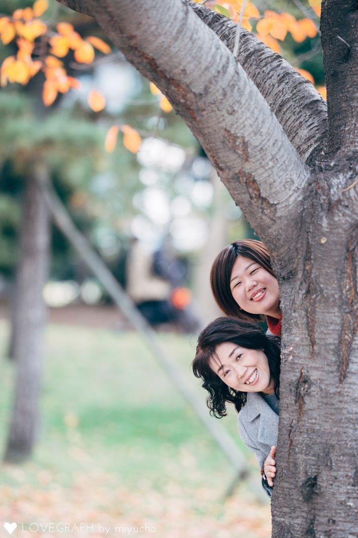 詩乃と靖子のある一日   家族写真(ファミリーフォト)