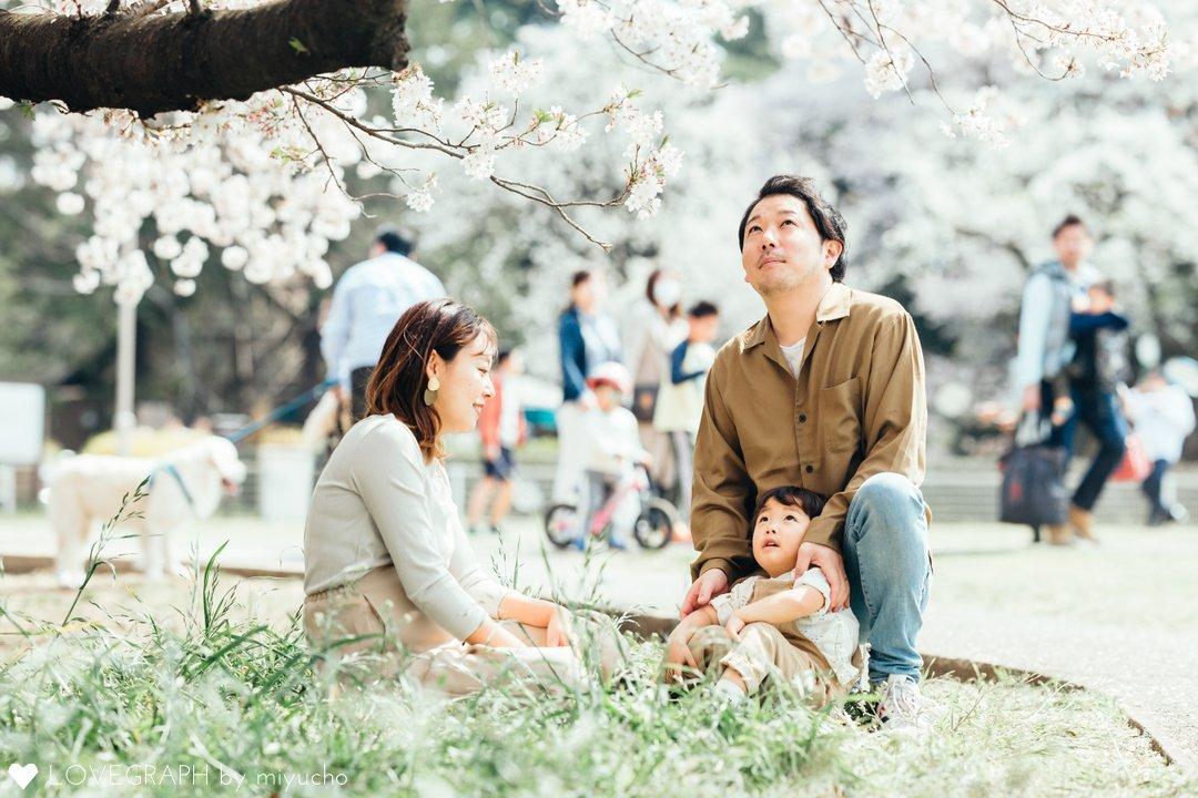 Yamazaki Family | 家族写真(ファミリーフォト)