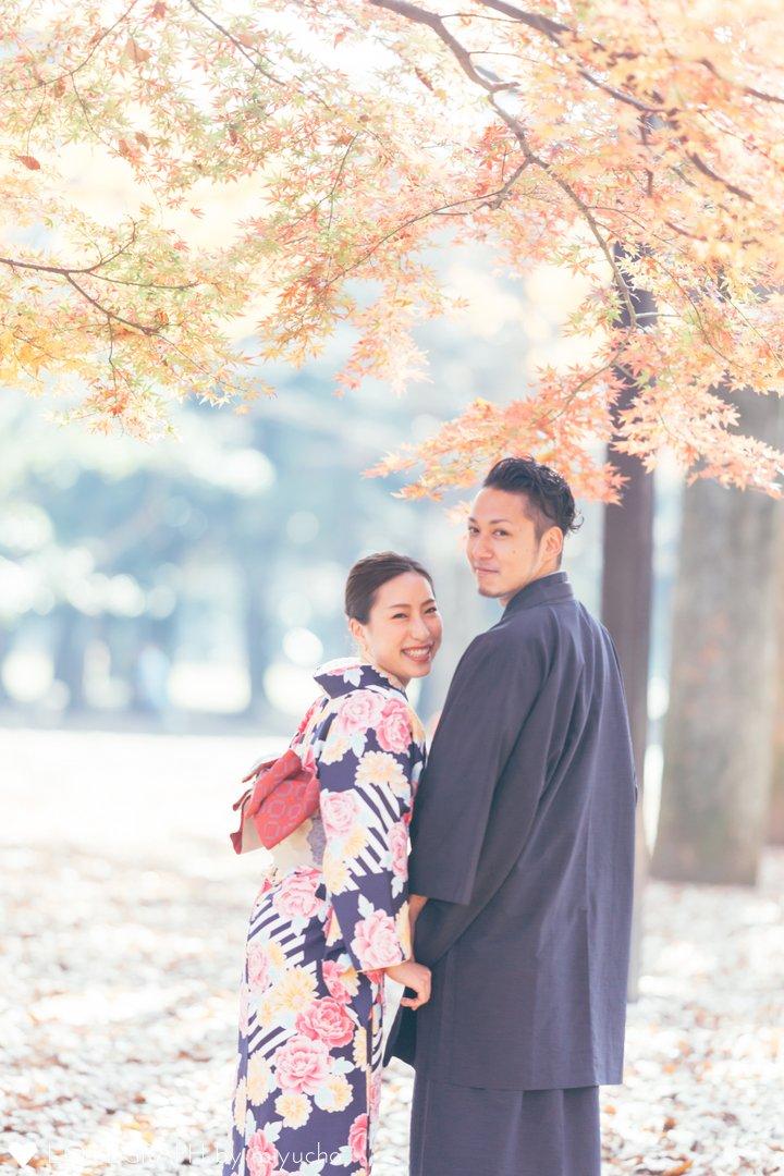 Kajiwara Family | 夫婦フォト