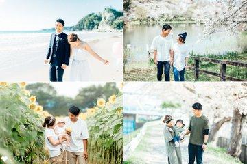 yuya×yui×hiyori | 家族写真(ファミリーフォト)