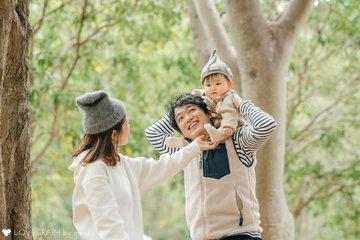 shiori 8 months autumn | 家族写真(ファミリーフォト)