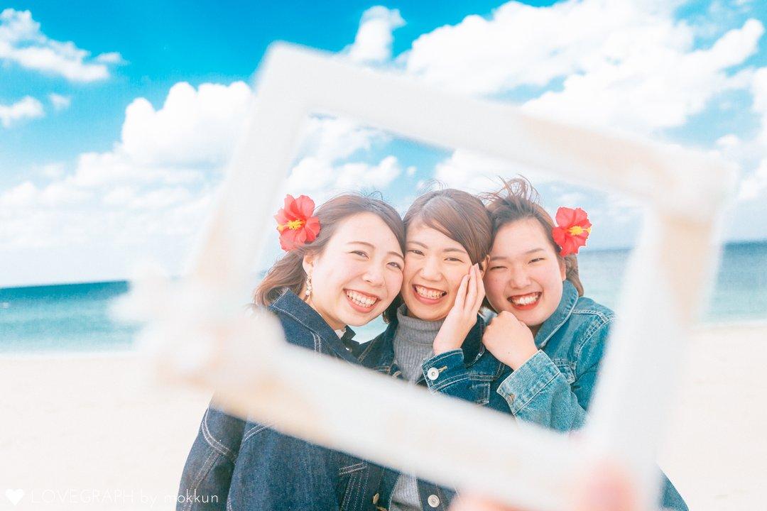 chieko × aimi × kaho | フレンドフォト(友達)