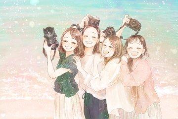academy girls | フレンドフォト(友達)
