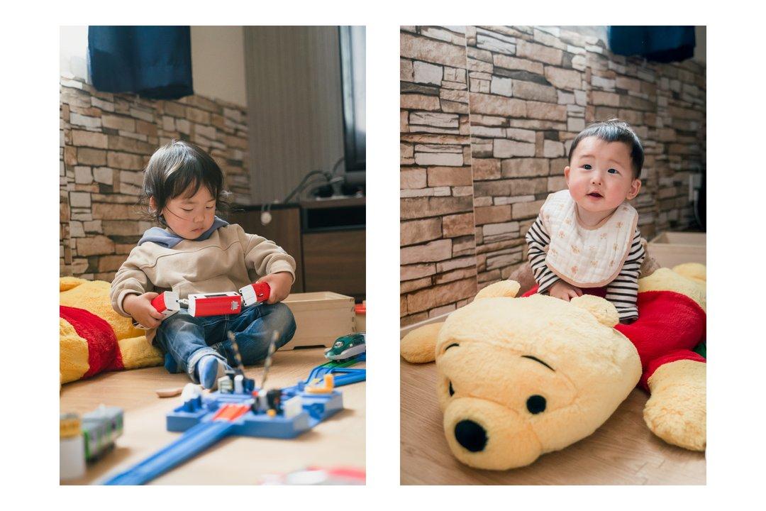 AOTO & KAITO familyphoto | 家族写真(ファミリーフォト)