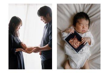 HINATA new born photo |