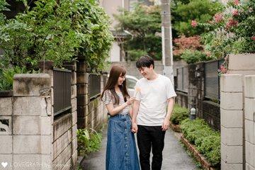 Hiroo×Aoi | カップルフォト