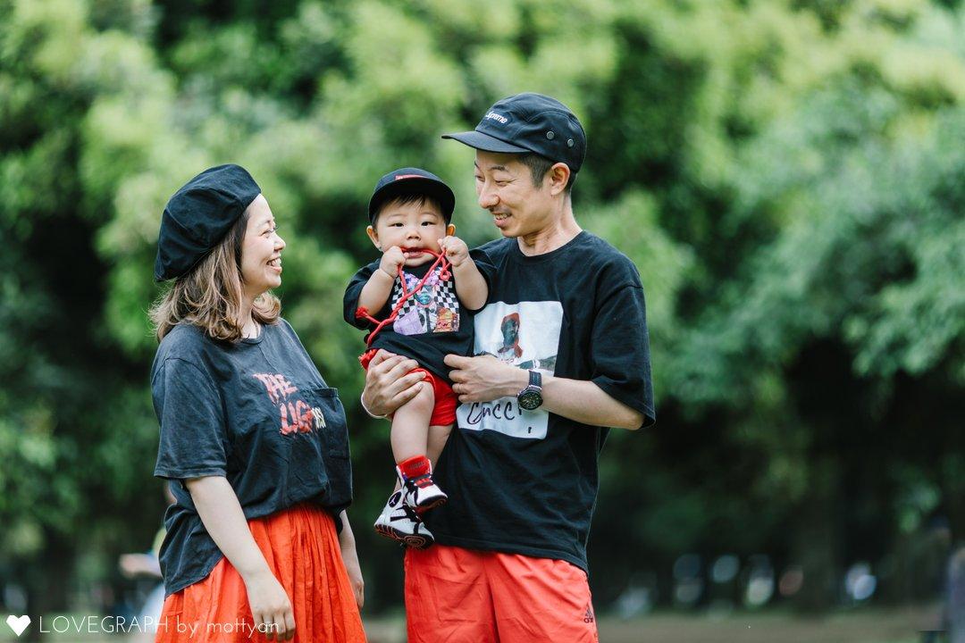 Ogawa Family | 家族写真(ファミリーフォト)