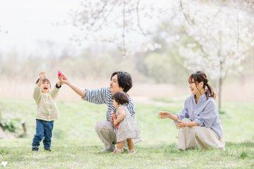 tora&riko | 家族写真(ファミリーフォト)