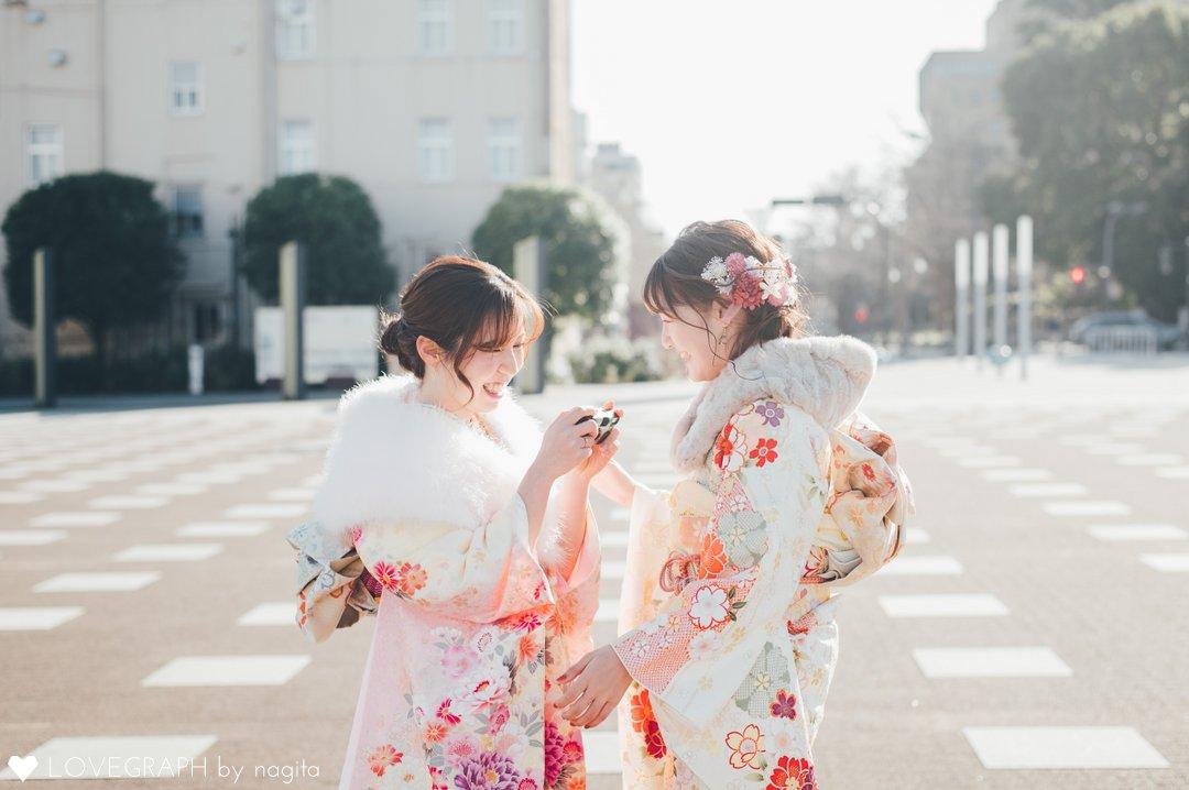 Sakura×Waka | フレンドフォト(友達)