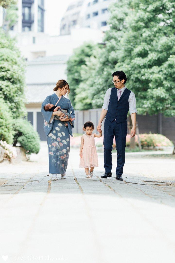 Ozawa Family | 家族写真(ファミリーフォト)