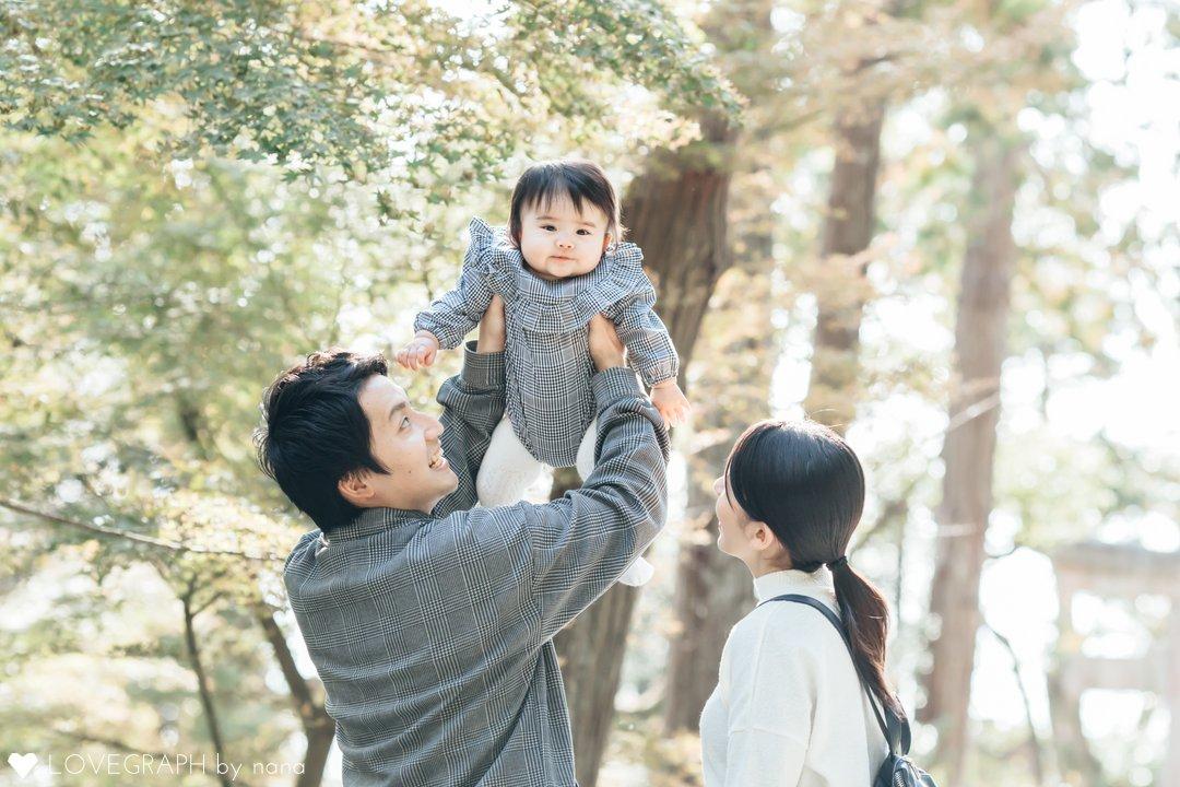 Yorizumi Family | 家族写真(ファミリーフォト)