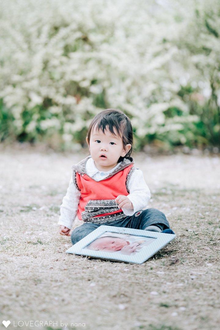 T's first birthday | 家族写真(ファミリーフォト)