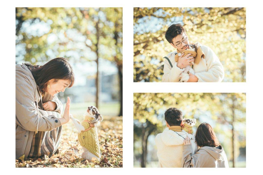 MOMO 2nd Anniversary | 家族写真(ファミリーフォト)