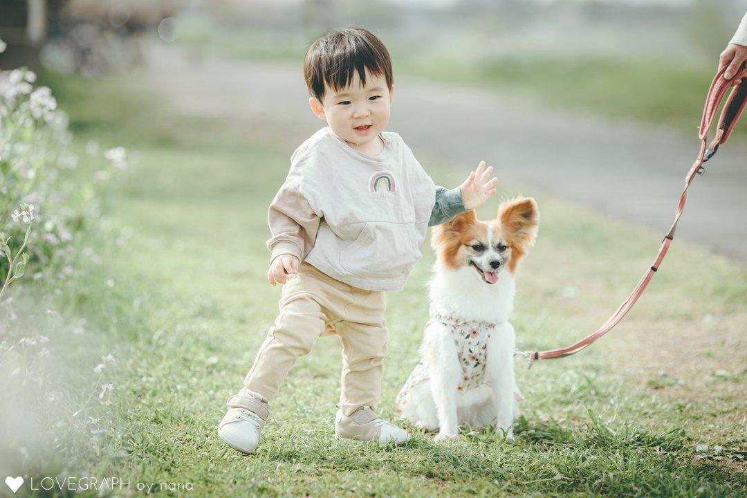 Collon♡K1st   家族写真(ファミリーフォト)