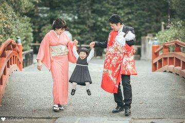 Suzu's omiyamairi | 家族写真(ファミリーフォト)