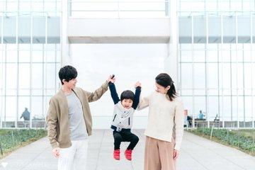 hayato3歳バースデー | 家族写真(ファミリーフォト)