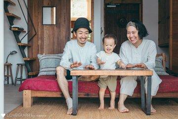 今帰仁がすき | 家族写真(ファミリーフォト)