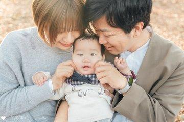 Our dear   家族写真(ファミリーフォト)