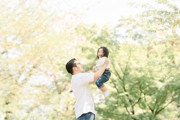 Yotsuha's 2nd Birthday | 家族写真(ファミリーフォト)