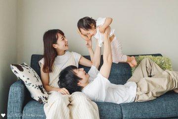 Ogasawara  Family | 家族写真(ファミリーフォト)
