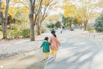 in autumn 2020 | 家族写真(ファミリーフォト)