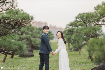 Koki × Yaeno | 夫婦フォト