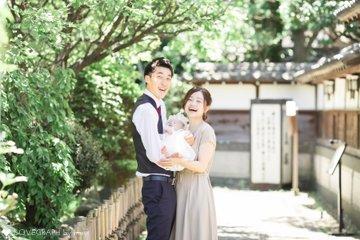 y.お宮参り | 家族写真(ファミリーフォト)